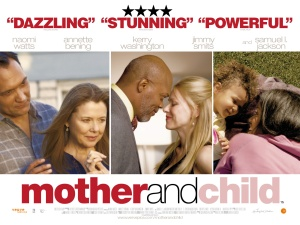 Mother and Child UK poster
